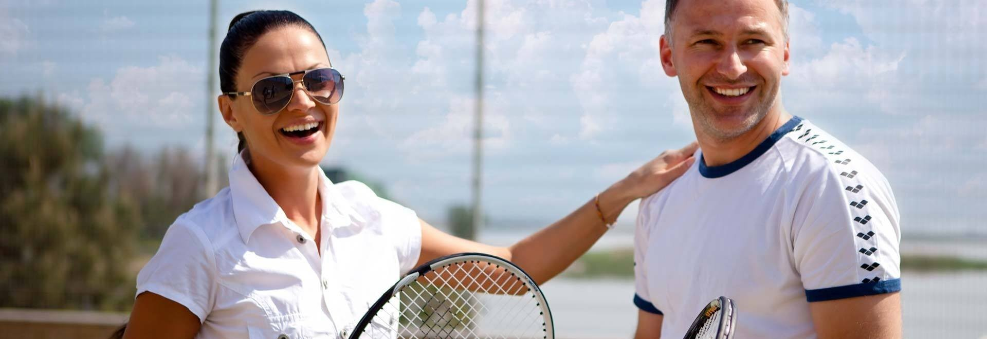 Couple Tennis Vacations And Holidays - Book tennis resorts and camps for your next Couple tennis vacation