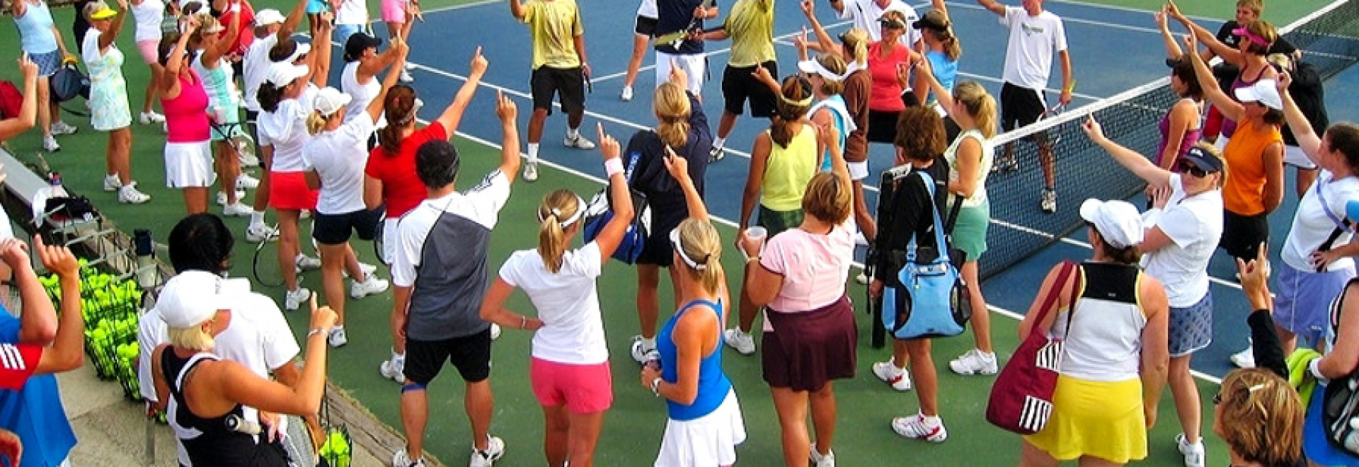 Adult Weekend Tennis Camp - John Newcombe Tennis Ranch, Texas