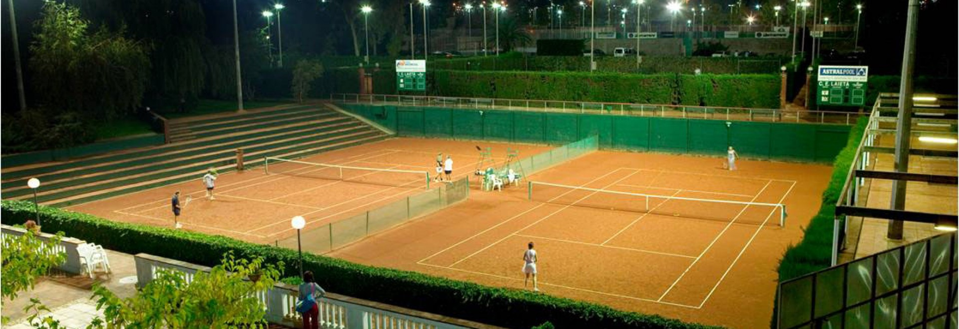 Costa del Tennis Adult Tennis Camp - Camp Nou, Barcelona