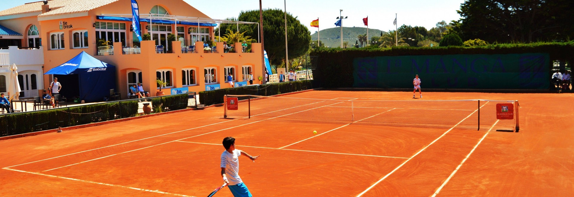 5-Day Junior Tennis Academy - La Manga Club, Murcia