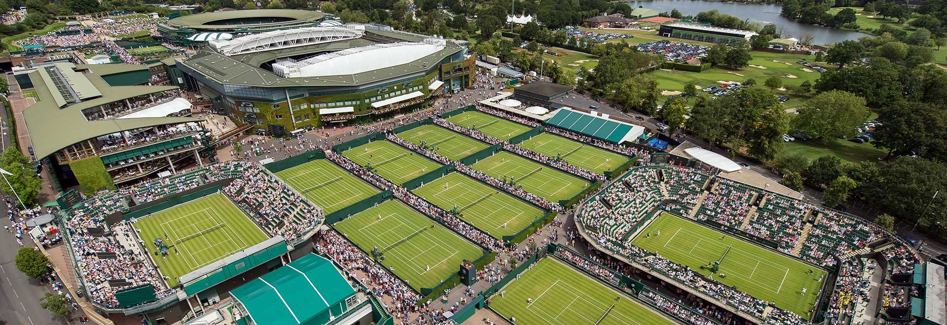 Wimbledon 2017: Tennis Packages - The Championships, Wimbledon