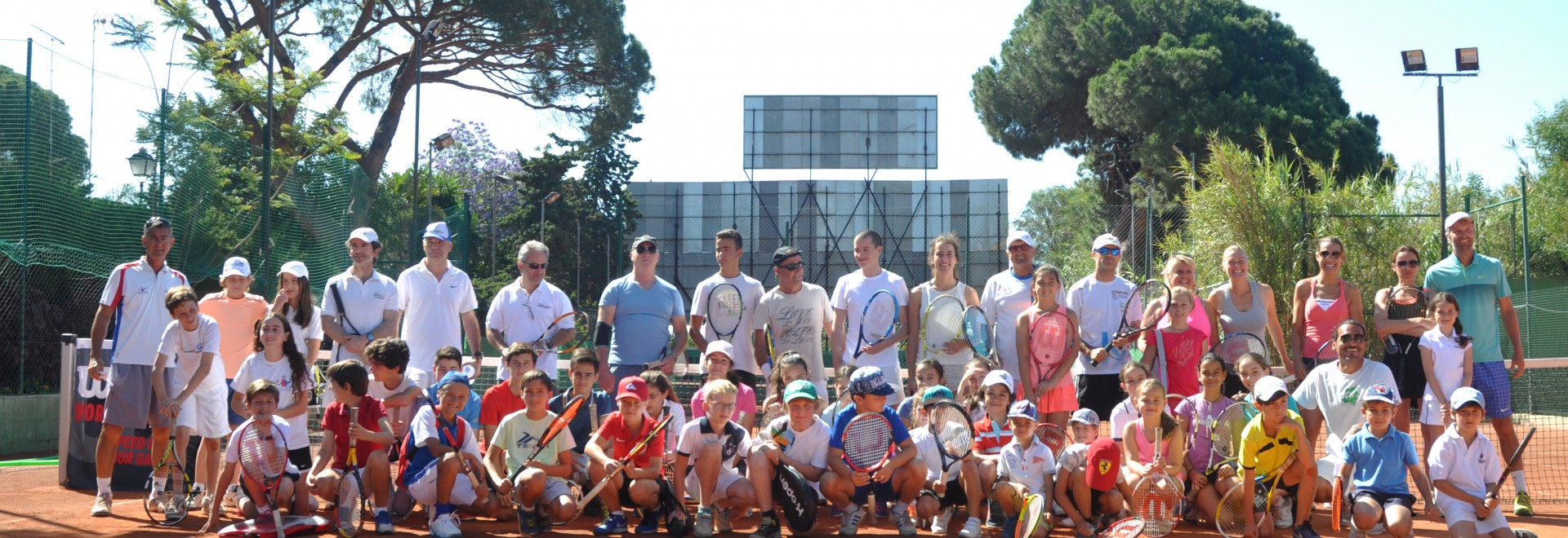Accommodation and Court Hire Package - Royal Tennis Club Marbella