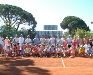 Tennis package - Accommodation and Court Hire Package