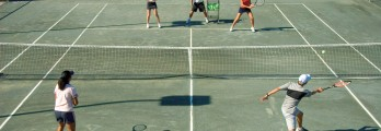 Tennis package - 5 Day Adult Tennis Camp