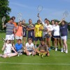 Tennis package - Jonathan Markson Junior Tennis Camp (and Language Classes)