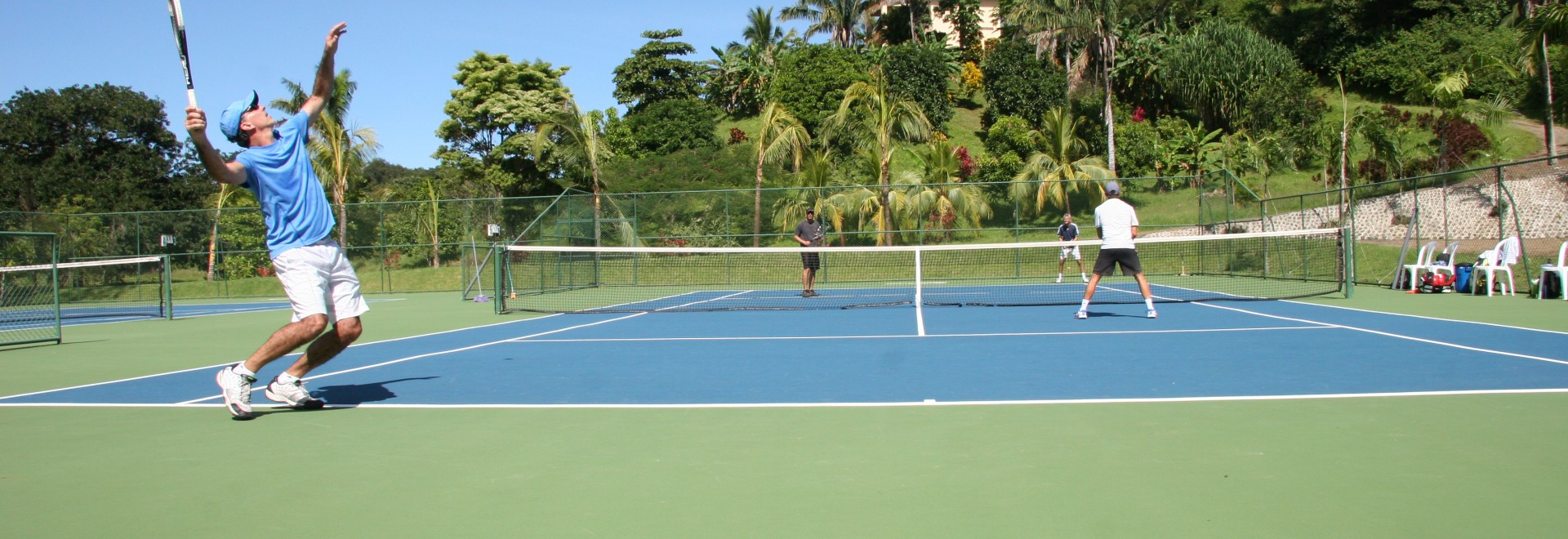 506 Tennis Center, Nosara, Costa Rica - Book. Travel. Play.