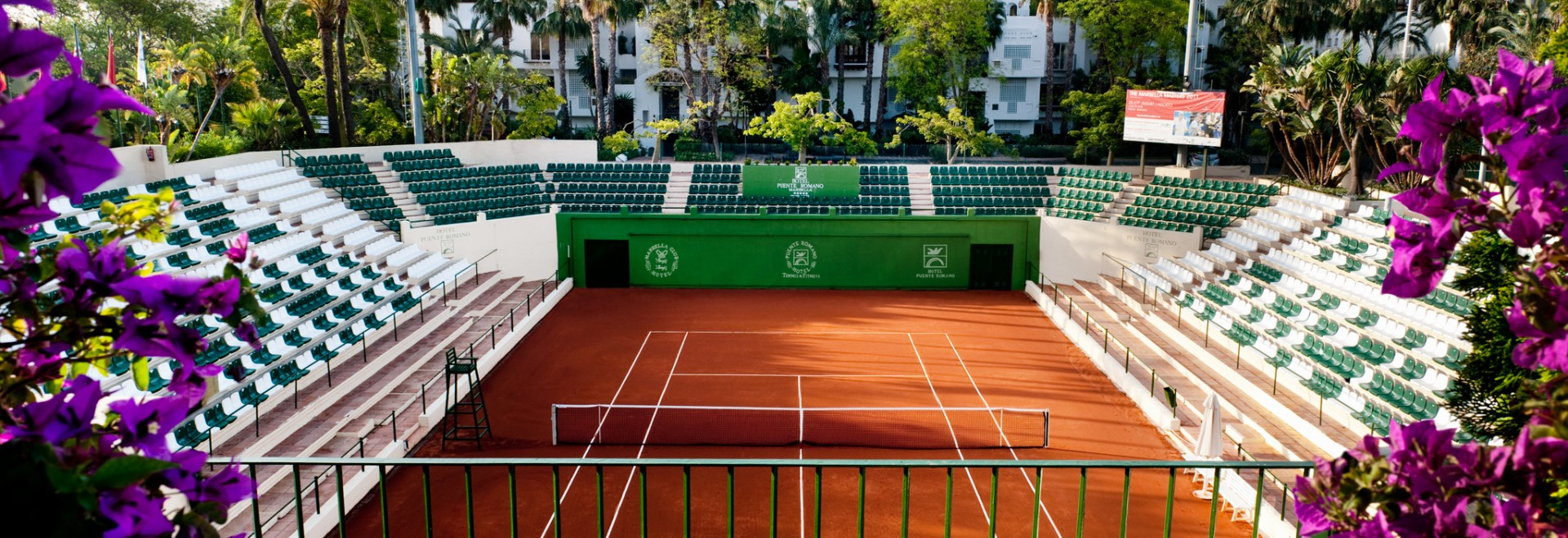 Puente Romano Beach Resort, Marbella - World Tennis Travel