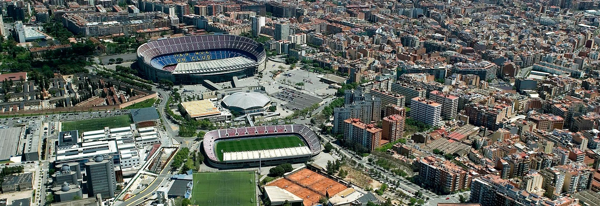 Camp Nou, Barcelona - Book. Travel. Play.