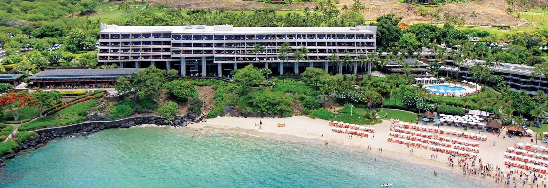 Mauna Kea Beach Hotel, Hawaii - World Tennis Travel