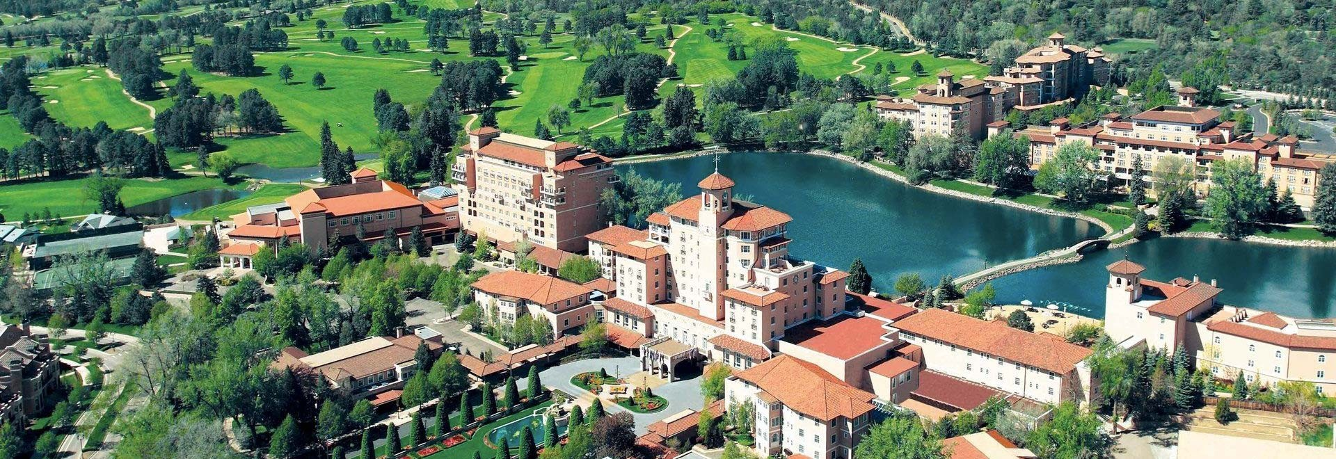 The Broadmoor, Colorado - Book. Travel. Play.