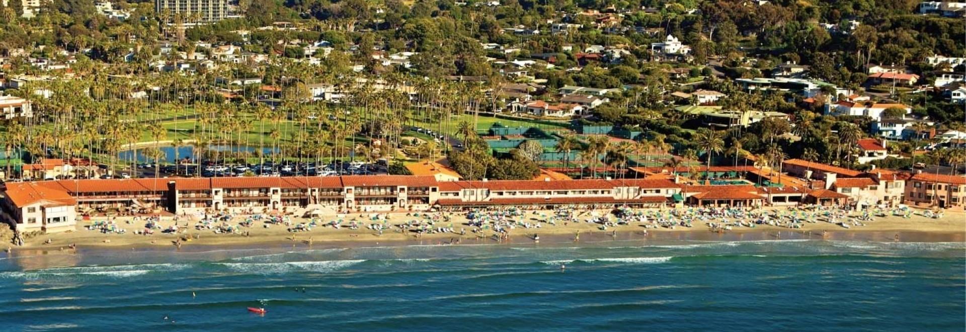 La Jolla Beach Tennis Club California