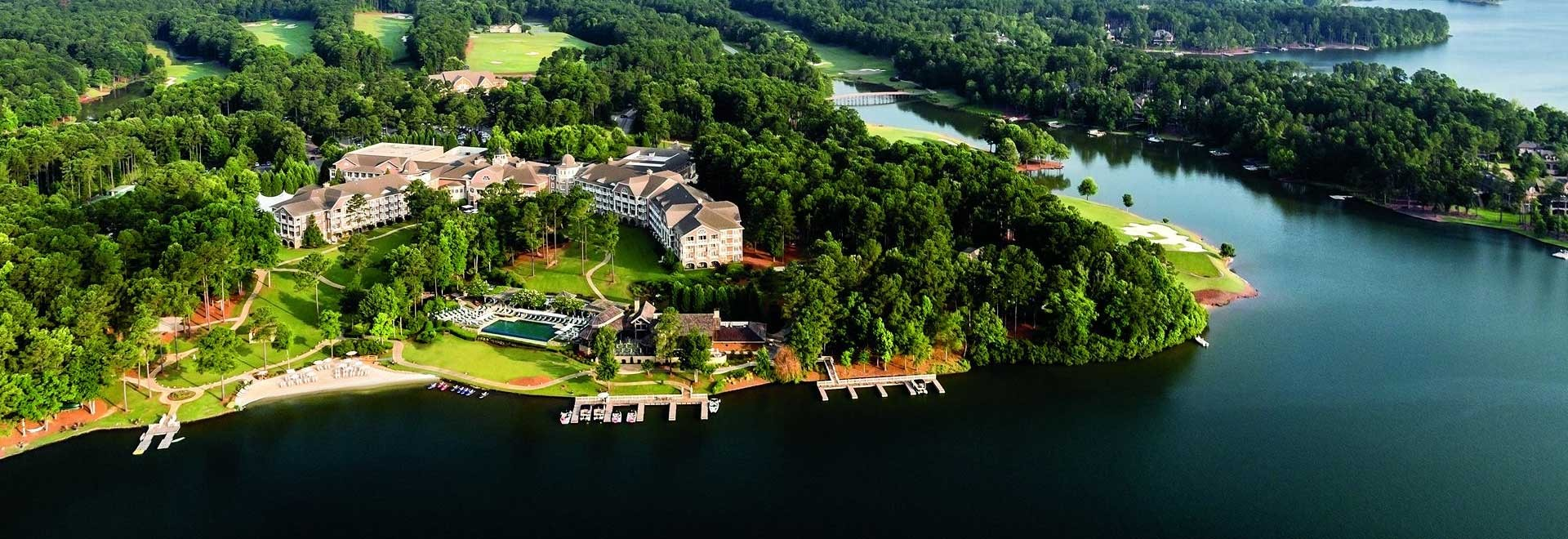 The Ritz-Carlton Reynolds, Lake Oconee, Georgia - Book. Travel. Play.