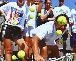 Tennis package - John Newcombe Tennis Ranch, Texas