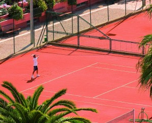 Tennis package - Nice Lawn Tennis Club, Nice