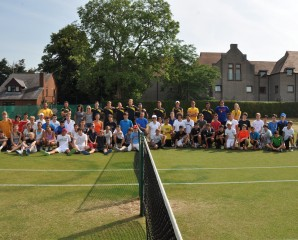 Tennis package - University of Oxford, Oxford