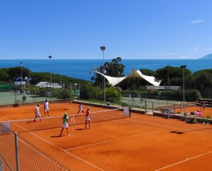 Tennis package - Isola D'elba, Tuscany