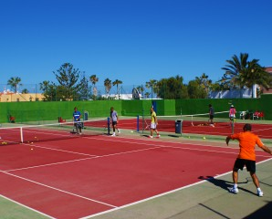 Tennis package - Corralejo Tennis Academy, Canary Islands