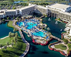 Tennis package - JW Marriott Desert Springs Resort & Spa, California