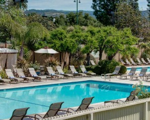 Tennis package - Silverado Resort and Spa, California