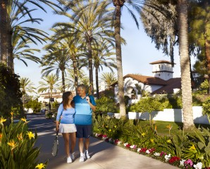 Tennis package - Omni La Costa Resort & Spa, California