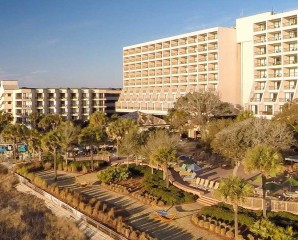 Tennis package - Hilton Head Marriott Resort & Spa, South Carolina