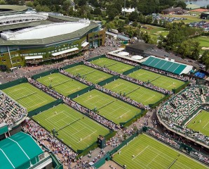 Tennis package - The Championships, Wimbledon